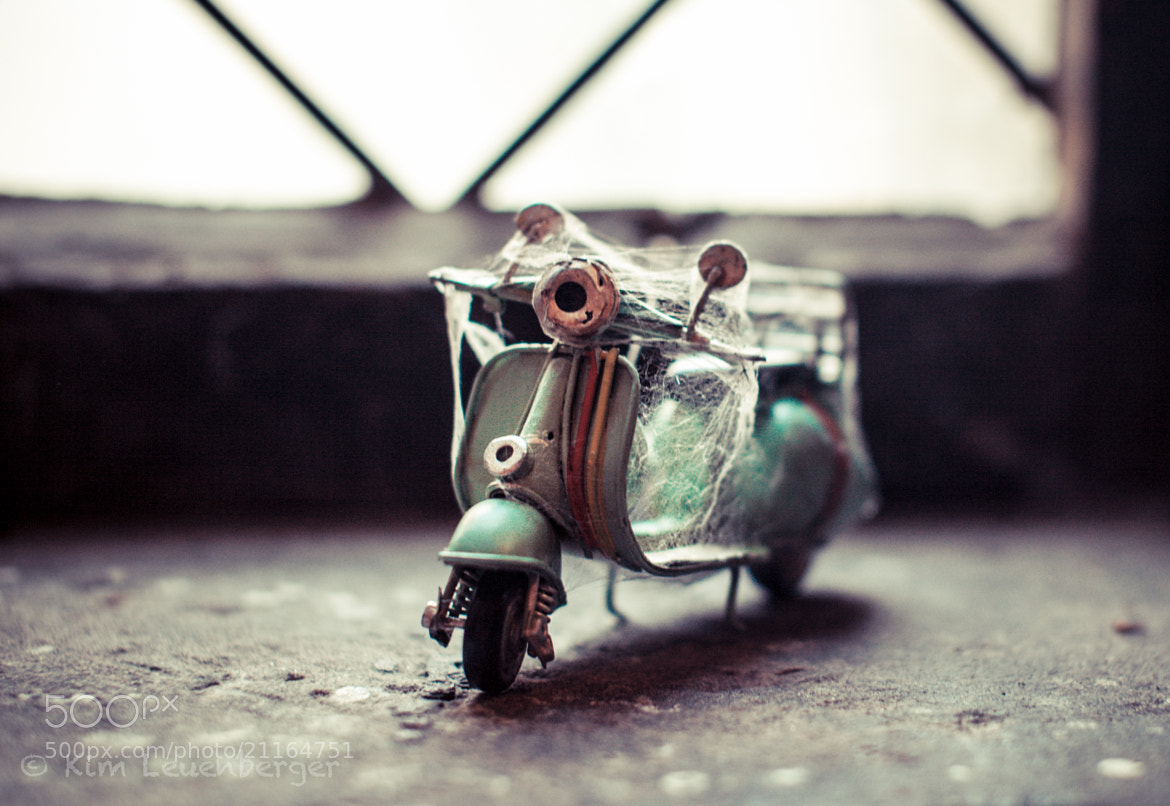 Photograph Get Out Of Your Cave Little Vespa, The World Didn't End by Kim Leuenberger on 500px