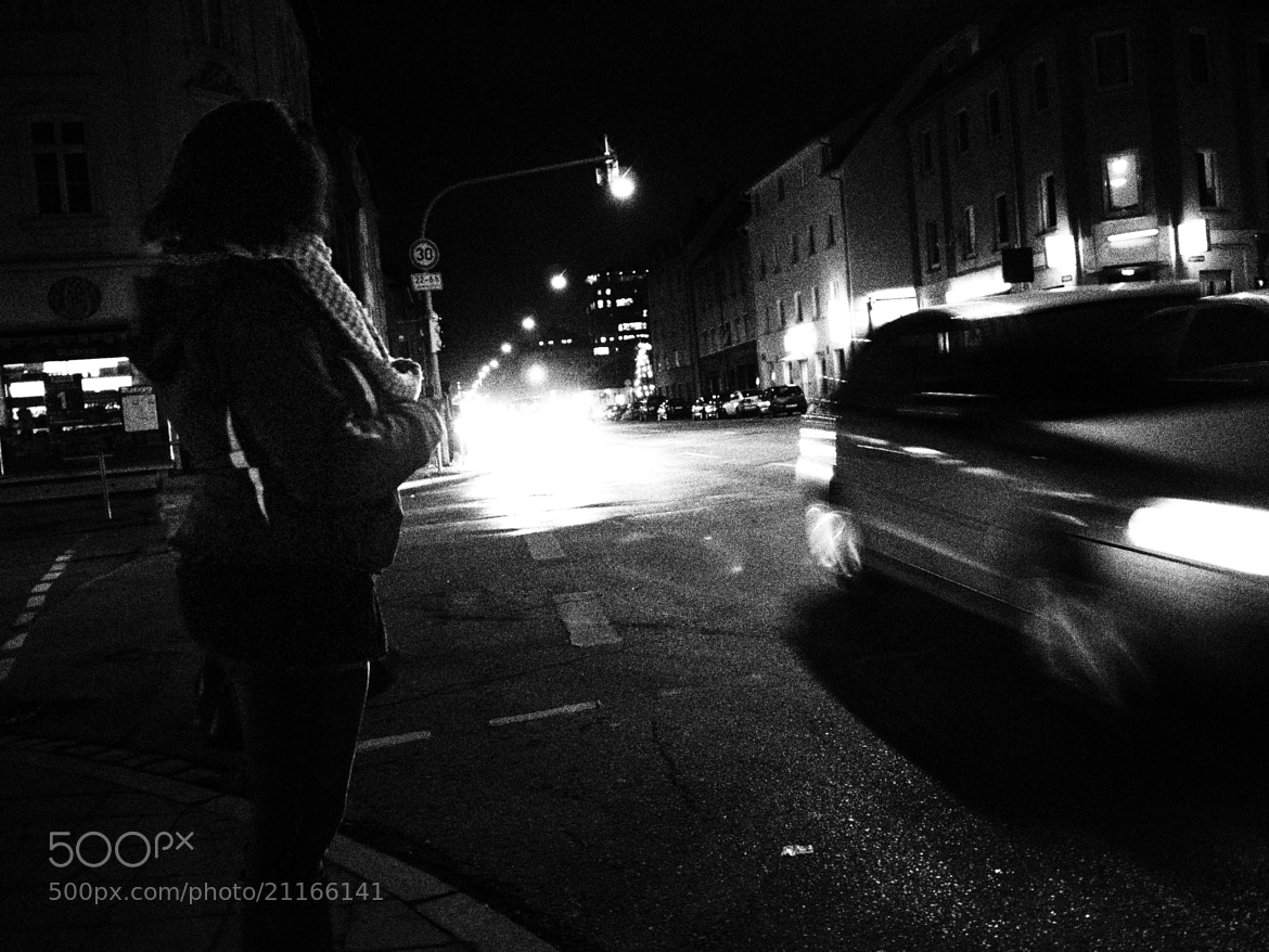 Photograph Should I stay or should I go by Oliver Weigel on 500px