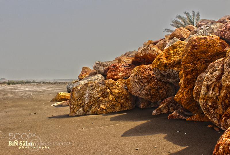 Photograph Quriyat Beach by Kamal AL Ghafri on 500px