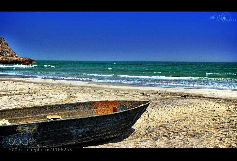 Photograph Maghsail Beach by Kamal AL Ghafri on 500px