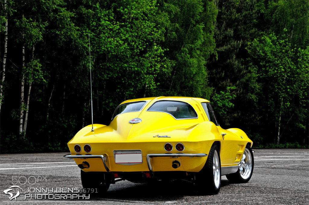 Photograph Chevrolet C2 Corvette 1963 by Jonny Bens on 500px