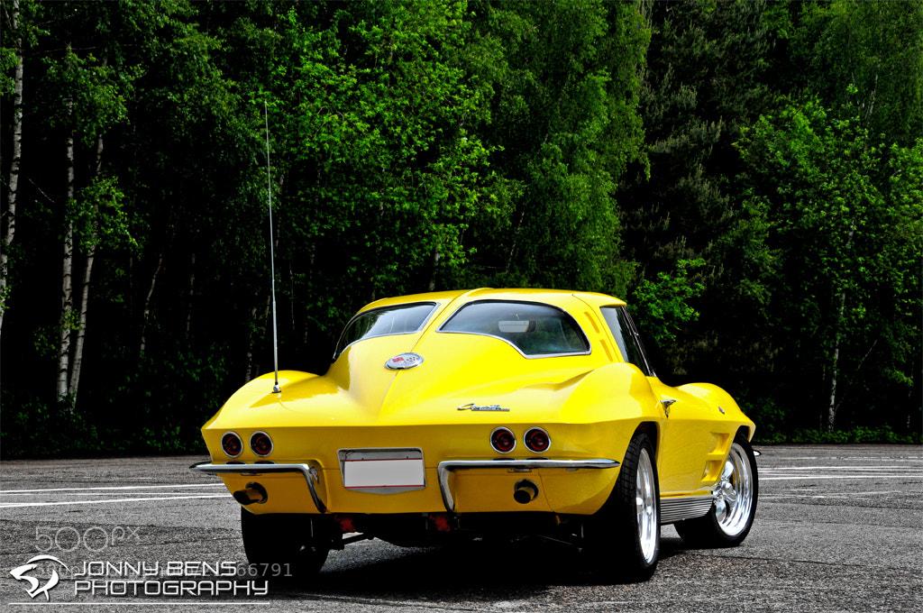 Photograph Chevrolet C2 Corvette 1963 by Jonny Bens on 500px
