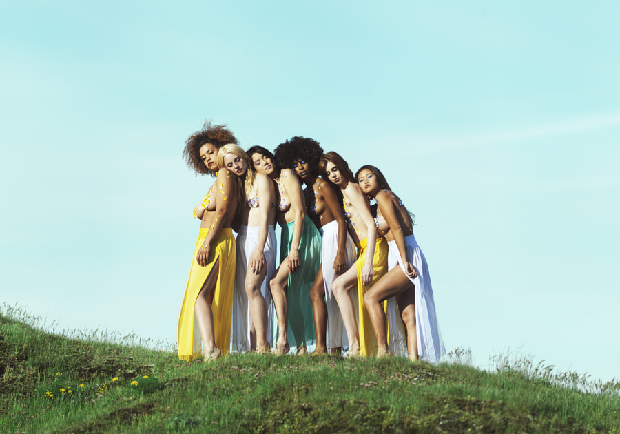 Spring Queens (part 1) by Rob Woodcox on 500px.com