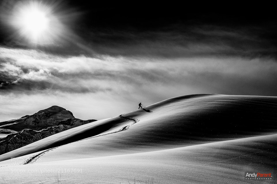 Photograph Kingdom of powder by Andy Parant on 500px