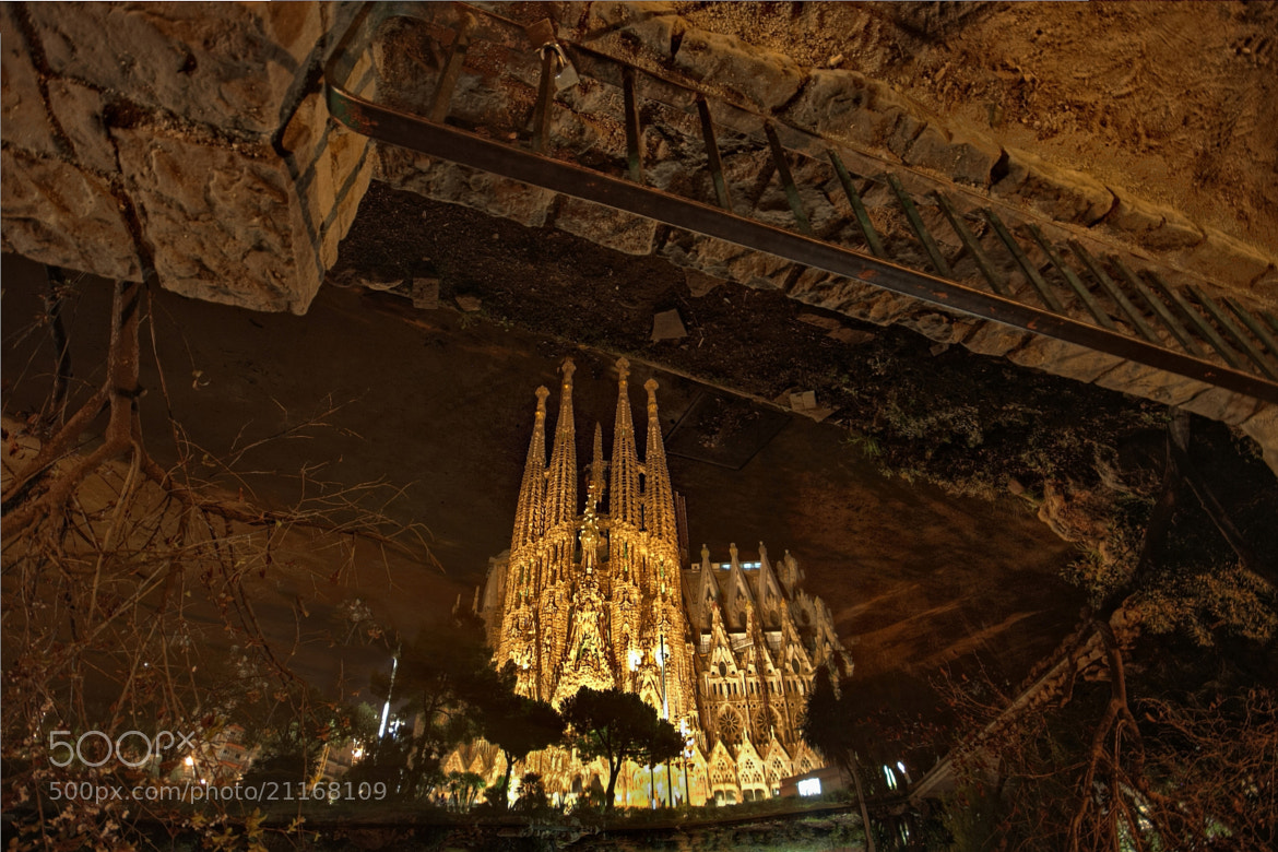 Photograph La Sagrada Familia - Barcelona by Philippe Kerignard on 500px