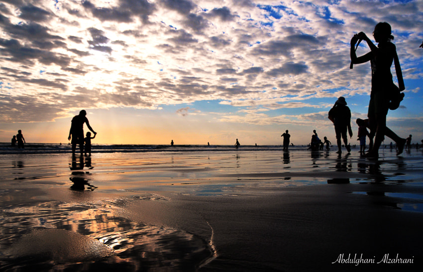 Photograph End of the day by Abdul Ghani Alzahrani on 500px