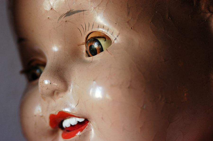 Mom's childhood doll