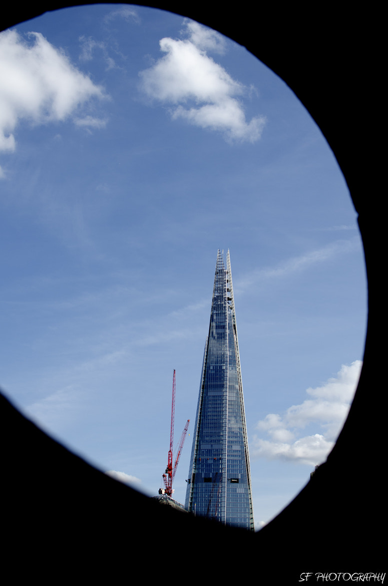 Photograph Shard by Sam Forde on 500px