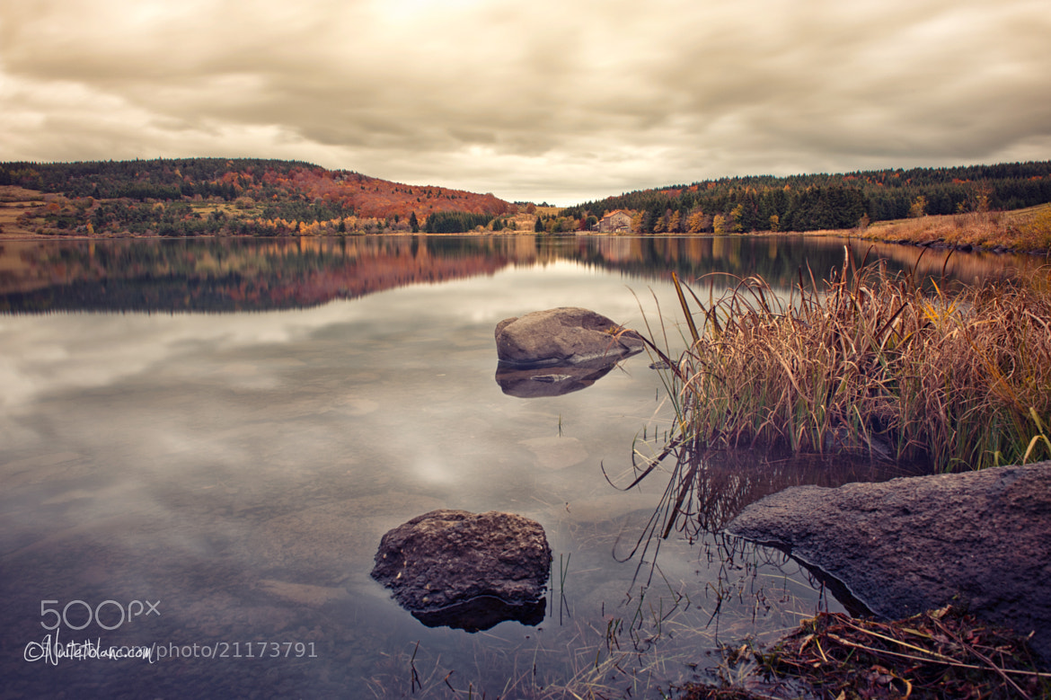 Photograph Lake of fire by Frederic B on 500px