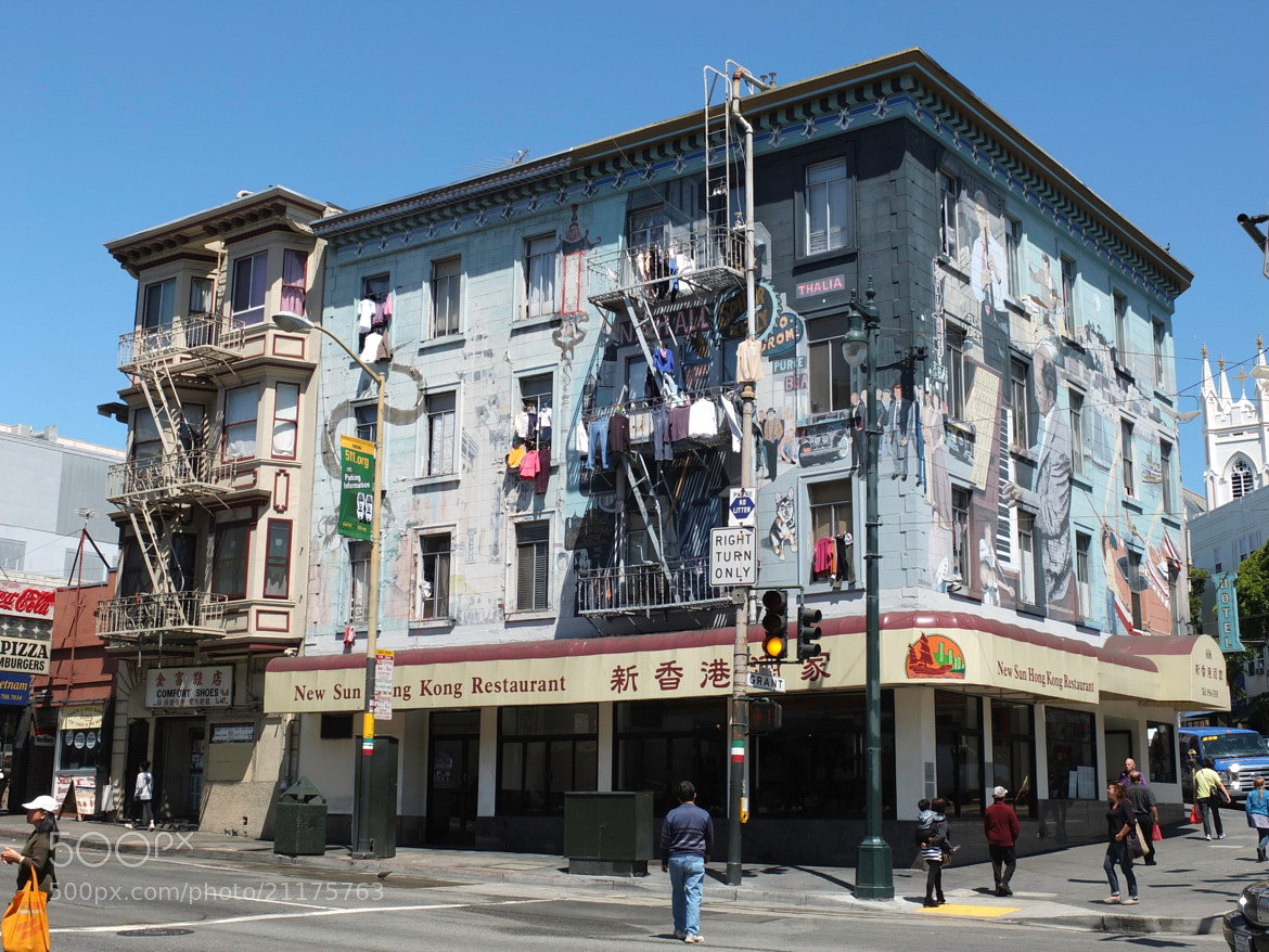Photograph Chinatown San Francico by Manuel Perrone on 500px