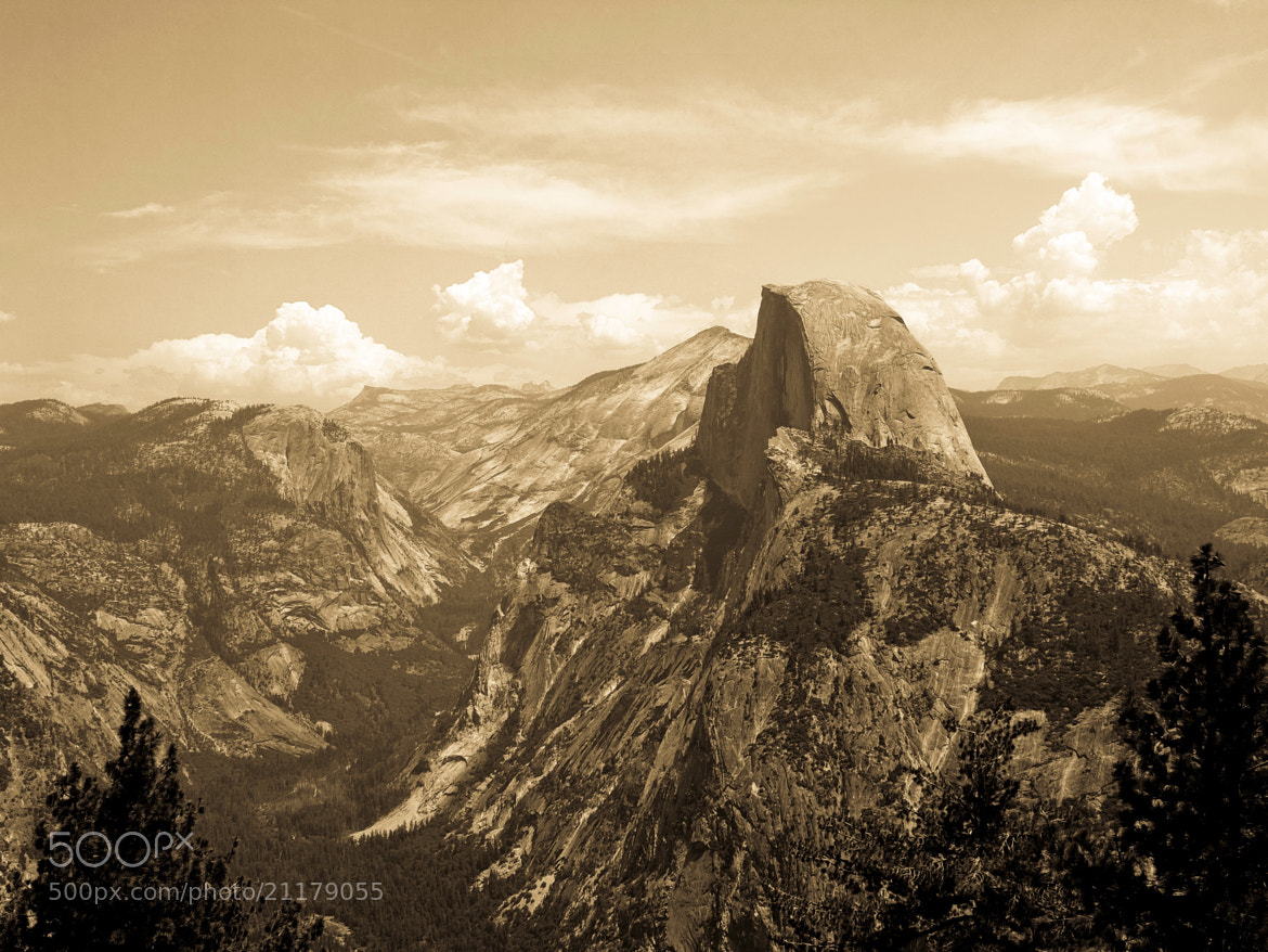 Photograph Half Dome  by Manuel Perrone on 500px