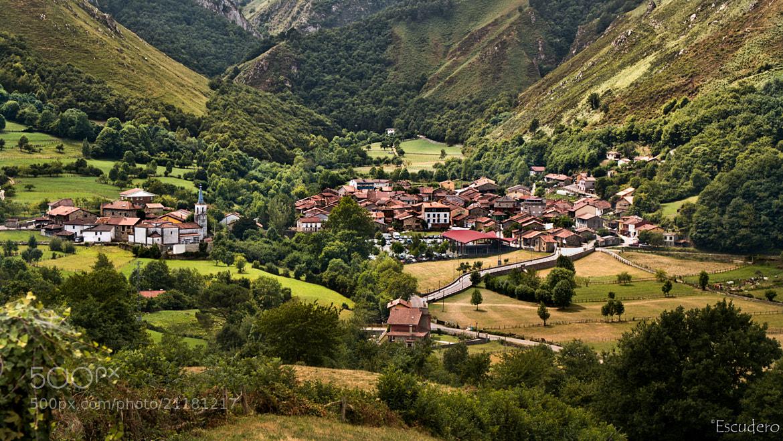 Photograph Little Village in Asturias by Manuel Ángel Escudero Rodríguez on 500px
