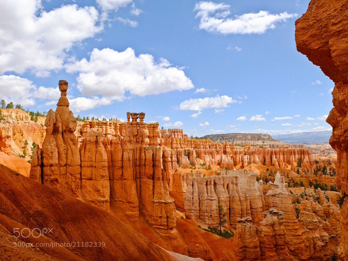 Photograph Bryce Canyon  by Manuel Perrone on 500px