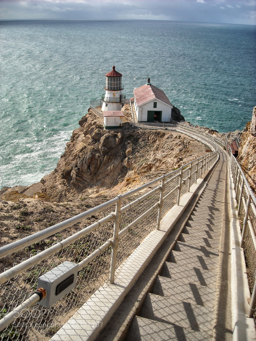 Photograph Point Reyes Lighthouse by Michael Card on 500px