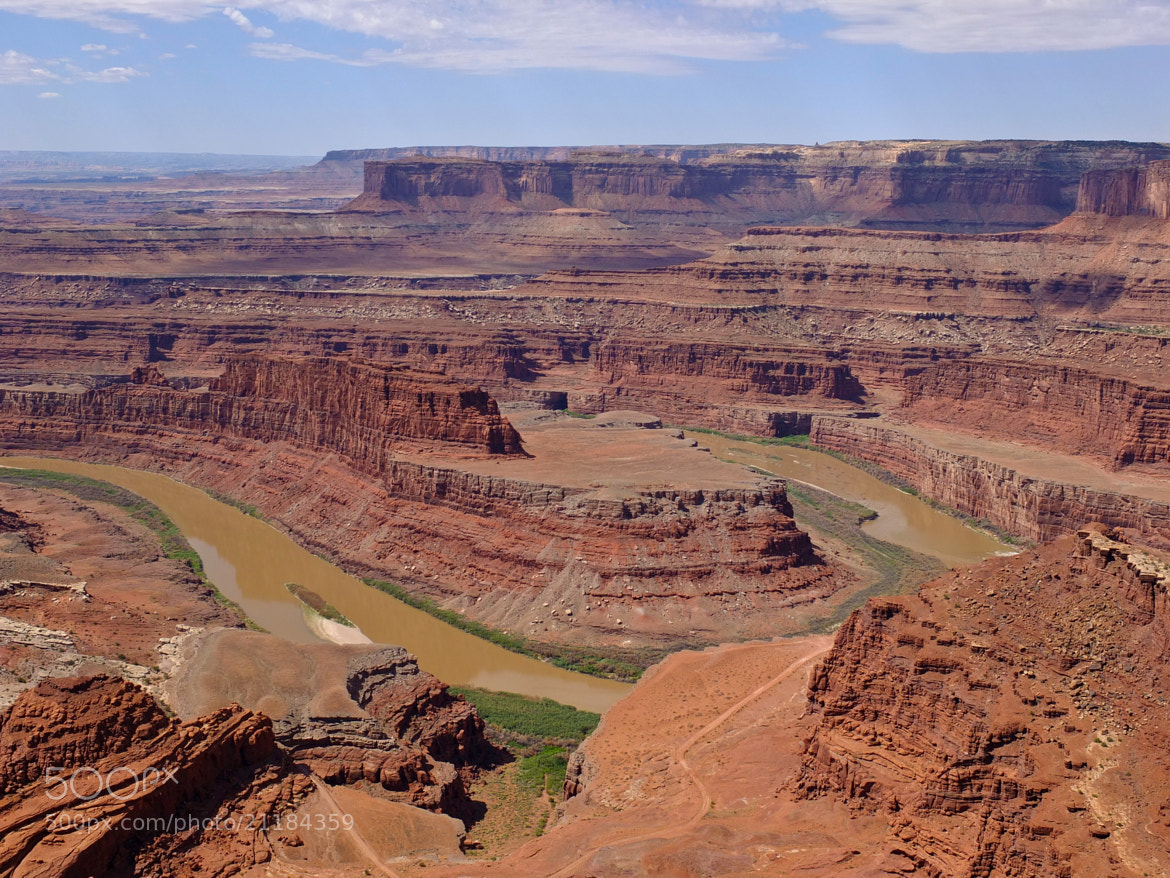 Photograph Dead Horse Point by Manuel Perrone on 500px