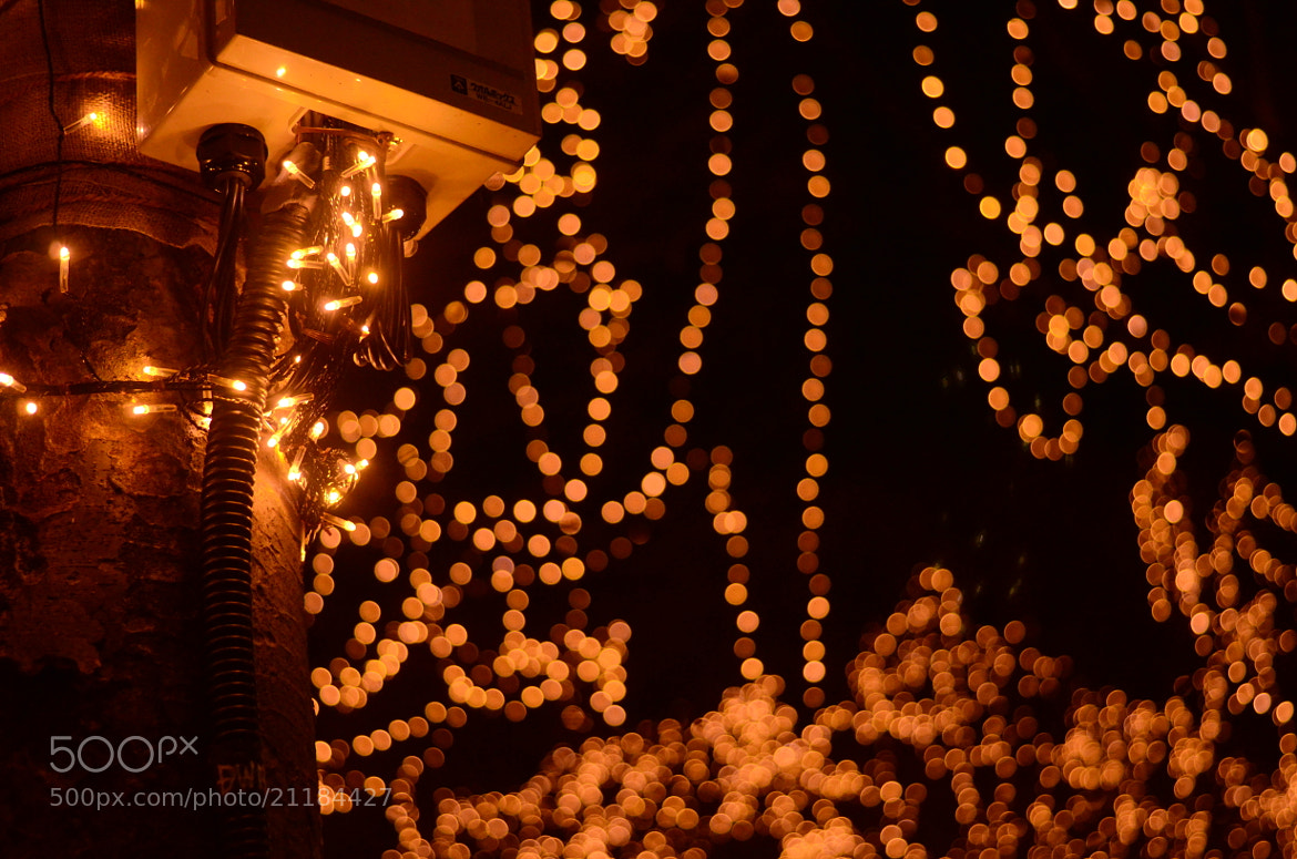 Photograph where the lights come from by Sayaka Suzuki on 500px