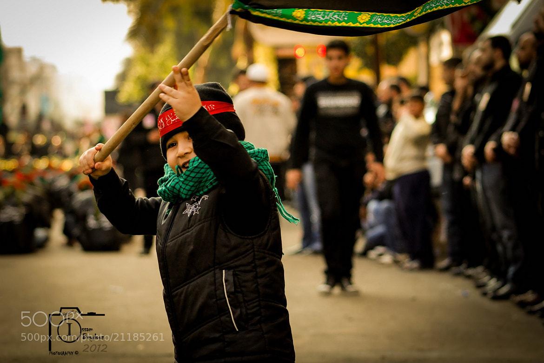 Photograph Even kids attend by Issam Beydoun on 500px