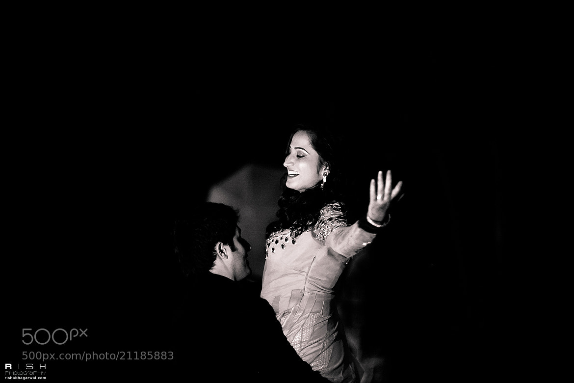 Photograph First Dance by Rishabh Agarwal on 500px