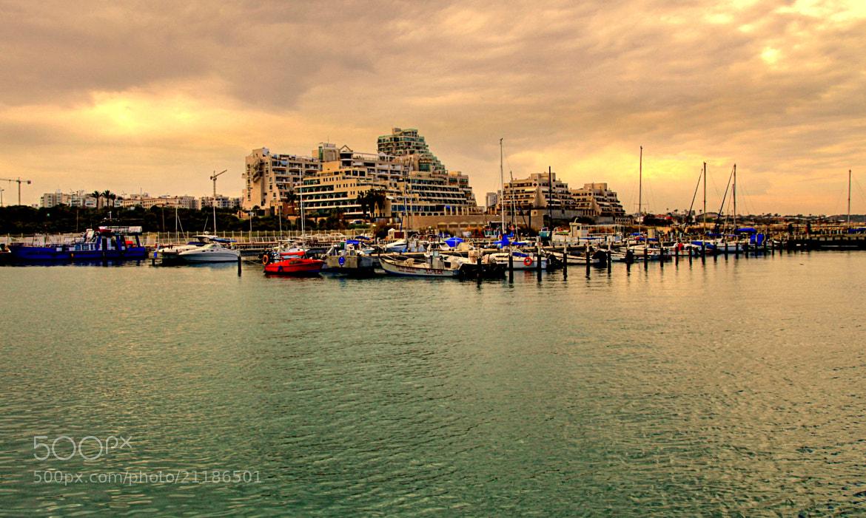 Photograph Ashkelon by  Michal De-porto on 500px