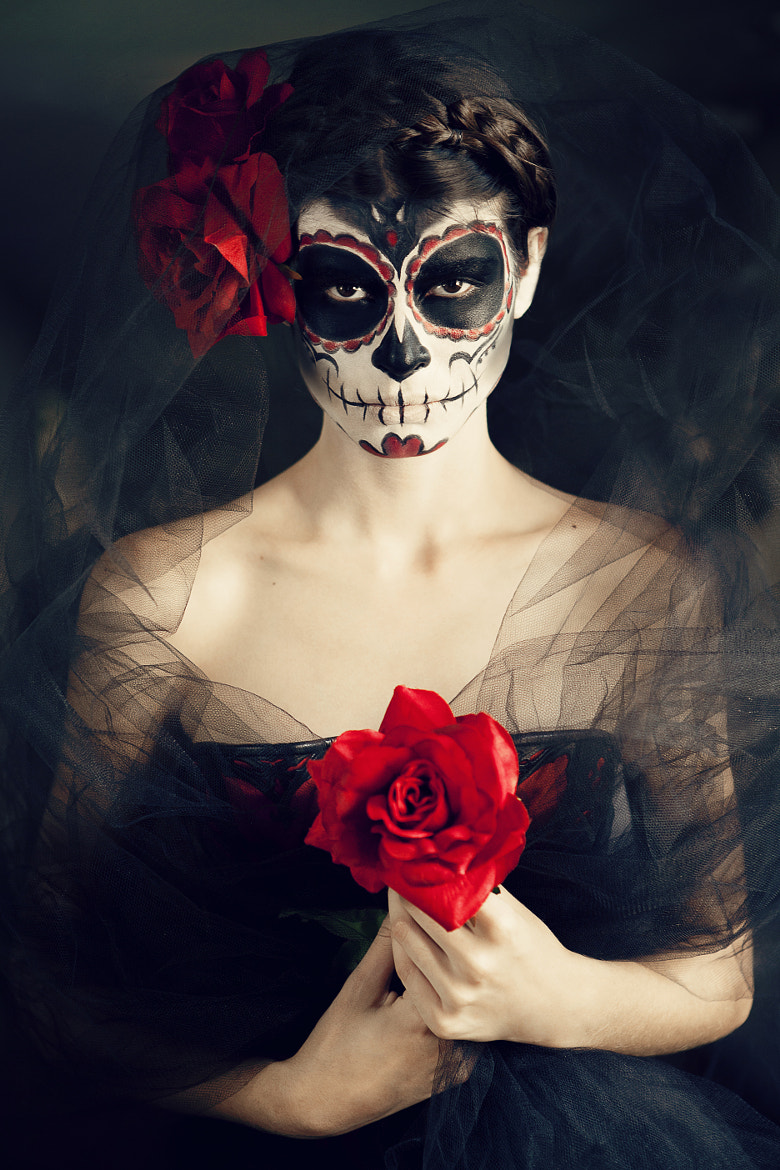 Photograph Day of the Dead by Anna  Theodora on 500px