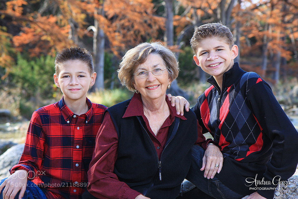 Photograph My babies and my Mom by Andrea Garza on 500px