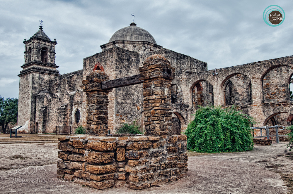 Photograph Mission San Jose (HDR) by Peter Talke Photography on 500px