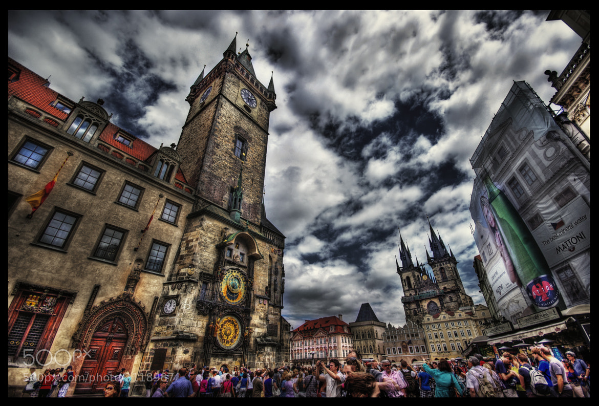 Photograph  Twelve O'clock High HDR by Isik Mater on 500px