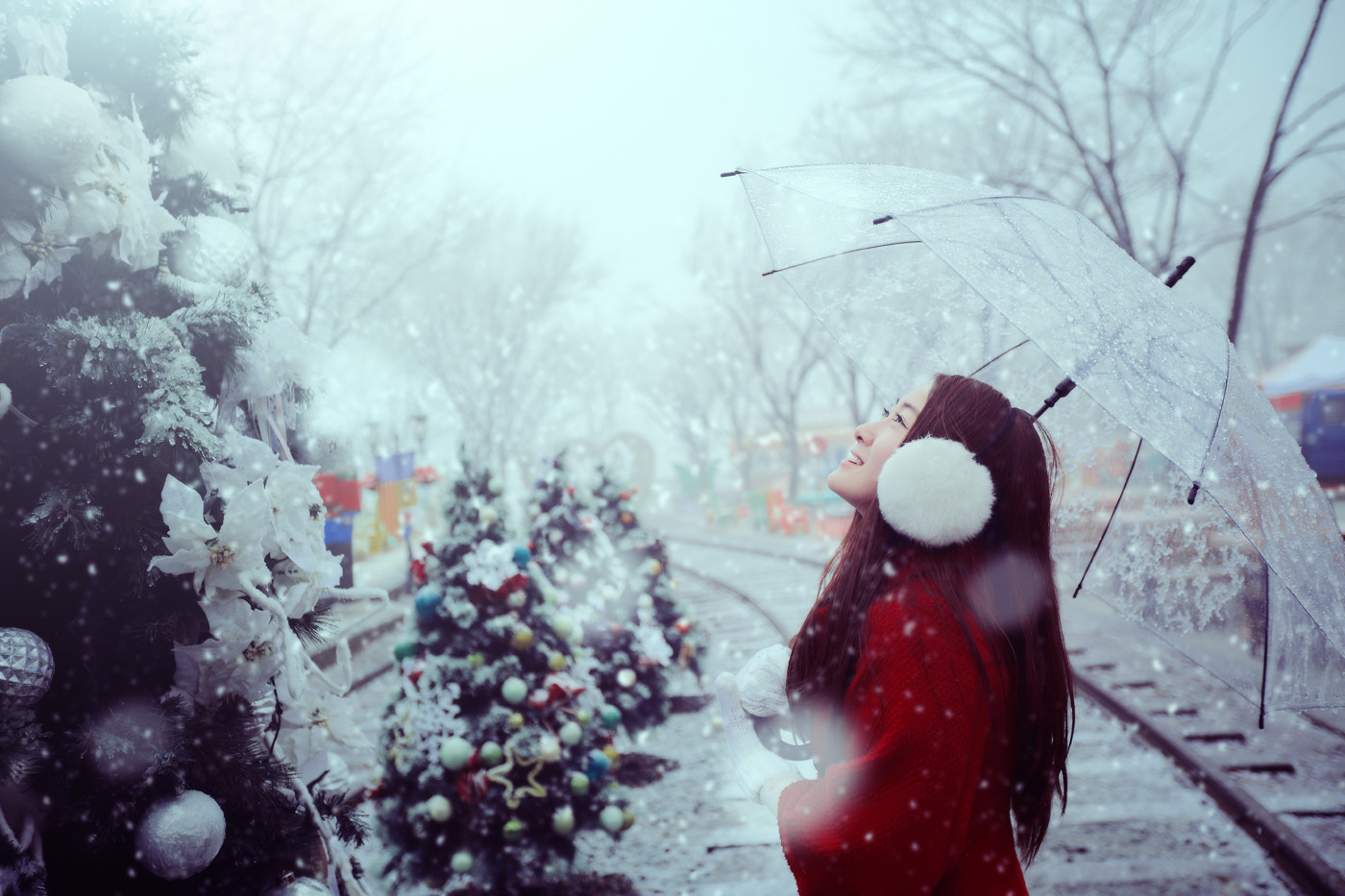 Photograph In Love On Christmas #4 by Sin Dong Kim on 500px