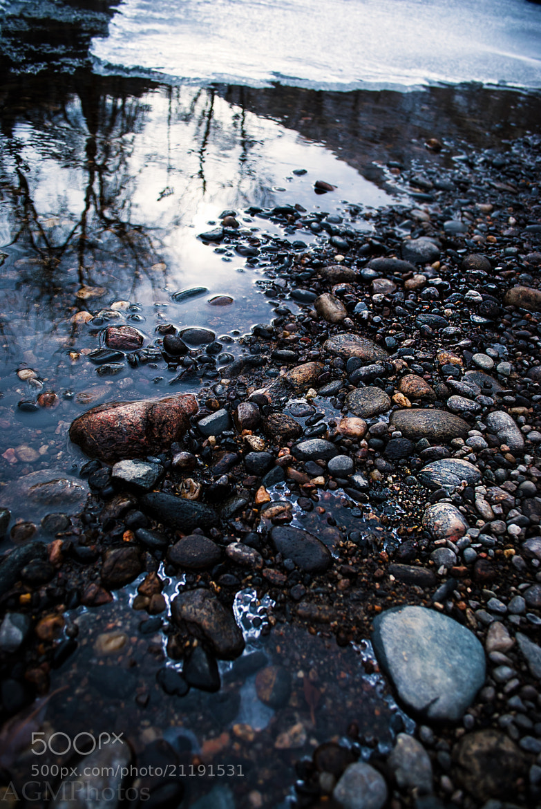 Photograph River Pebbles by Amber Miller on 500px
