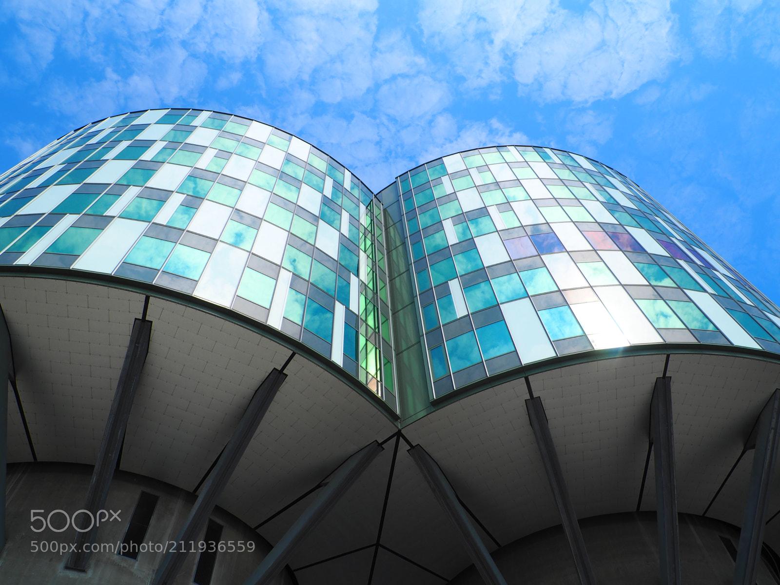 Portland towers