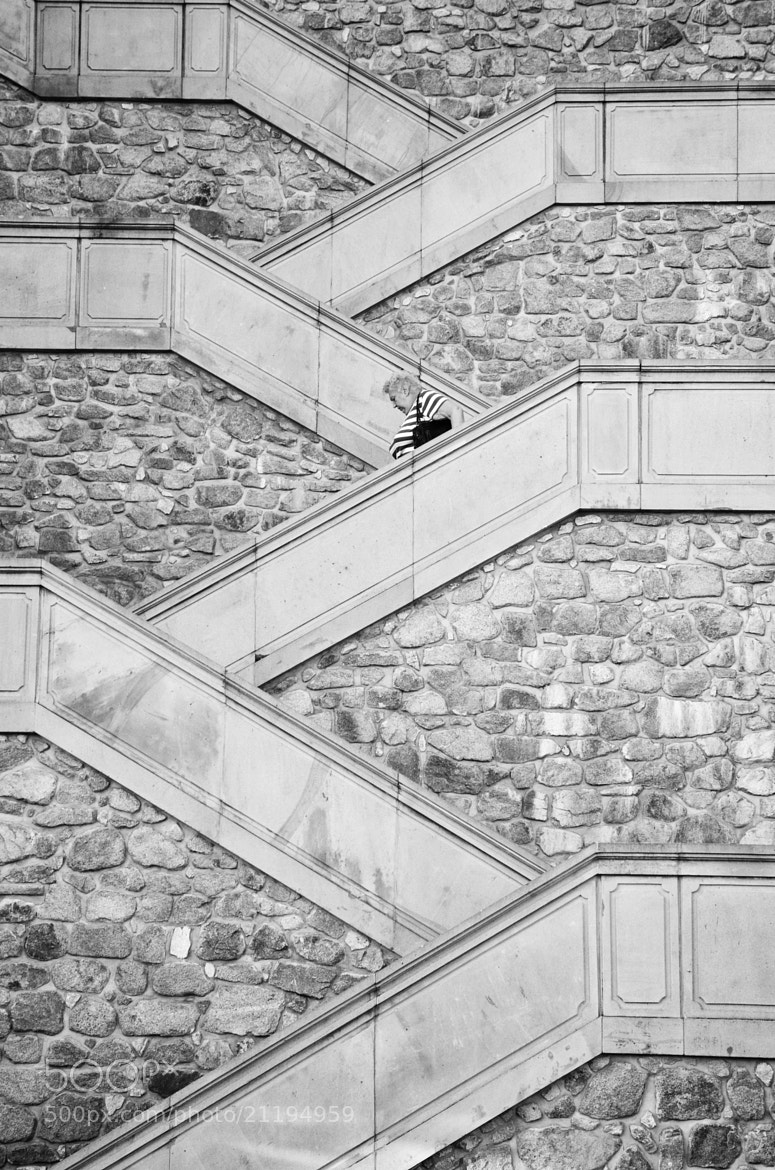 Photograph Lines by Martin Hricko on 500px