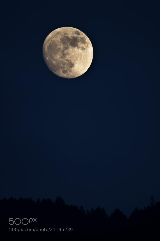 Photograph Moon #1 by Claudio Bozzini on 500px