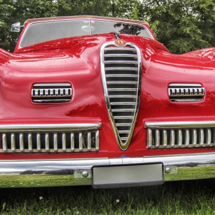 Alfa Romeo 6C 2500SS 1949