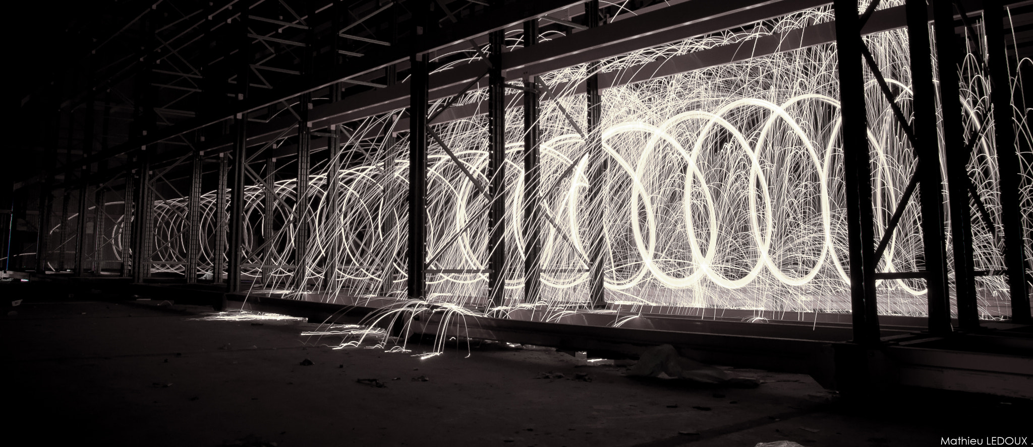 Photograph Lightpainting by Mathieu LEDOUX on 500px