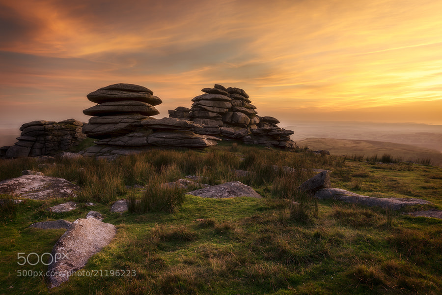 Photograph Rough Tor, Bodmin Moor. by Marc Elliott on 500px