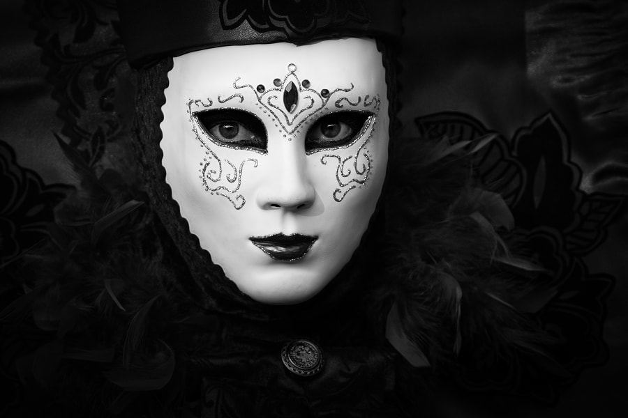 Photograph Venetian carnival by Stéphane ABCDEF on 500px