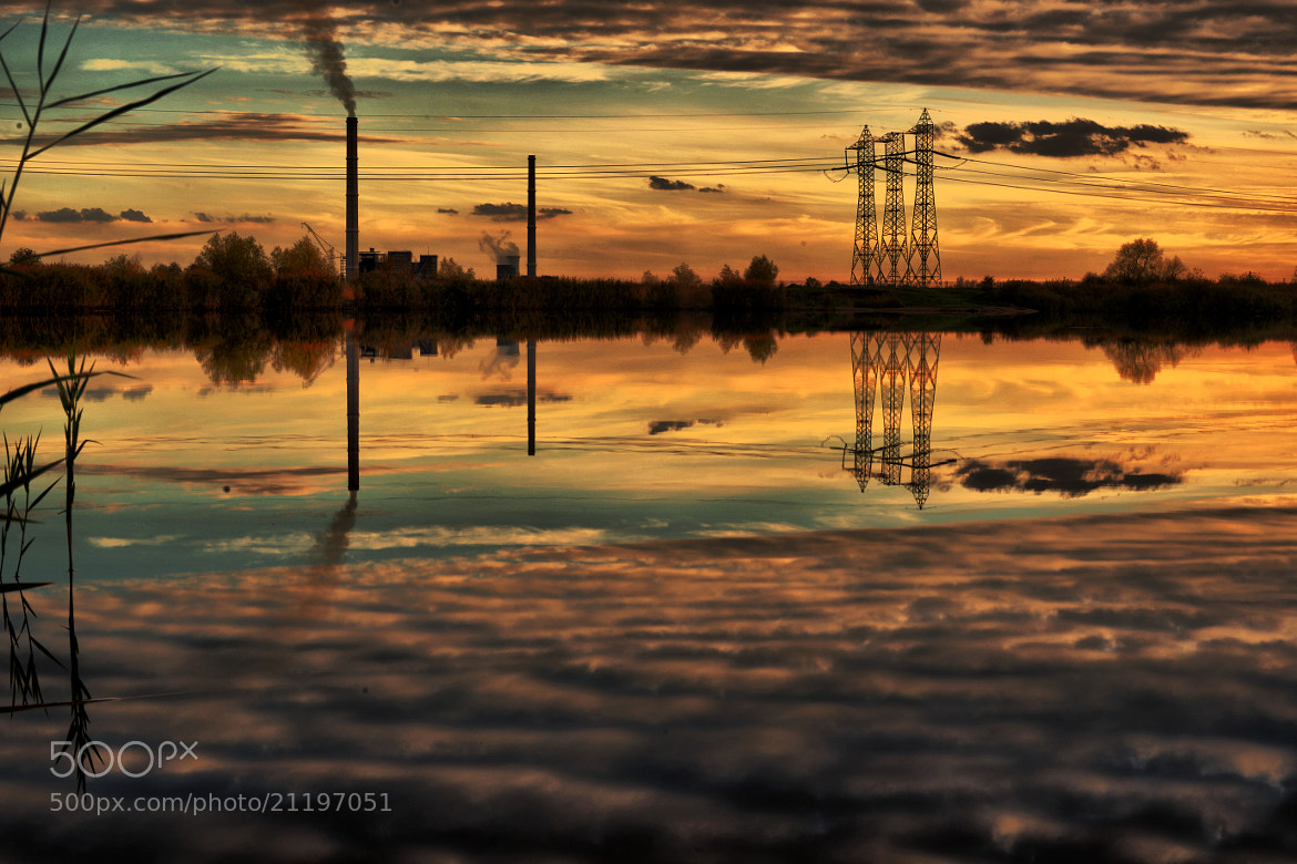 Photograph Reflection by Igas Marius on 500px