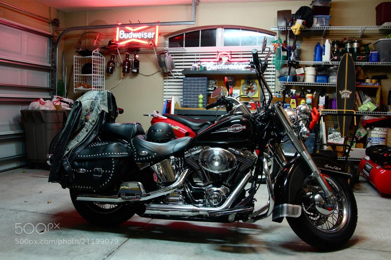 Photograph Harley by elmaS mac. on 500px