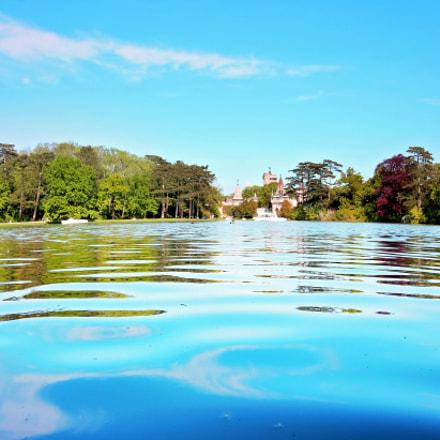 Schlosspark Laxenburg Lake