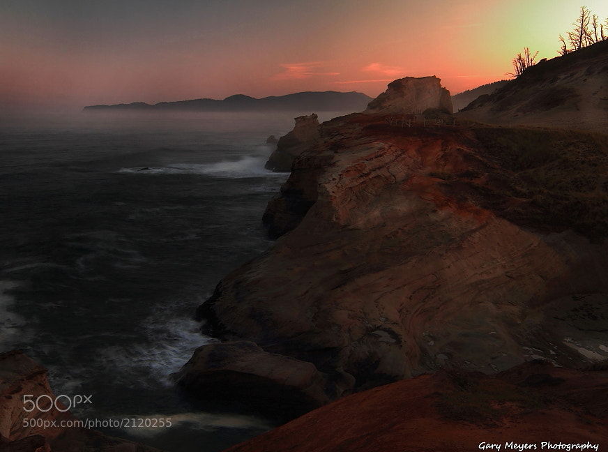 Photograph Cape Kiwanda At Sunrise by Gary Meyers on 500px