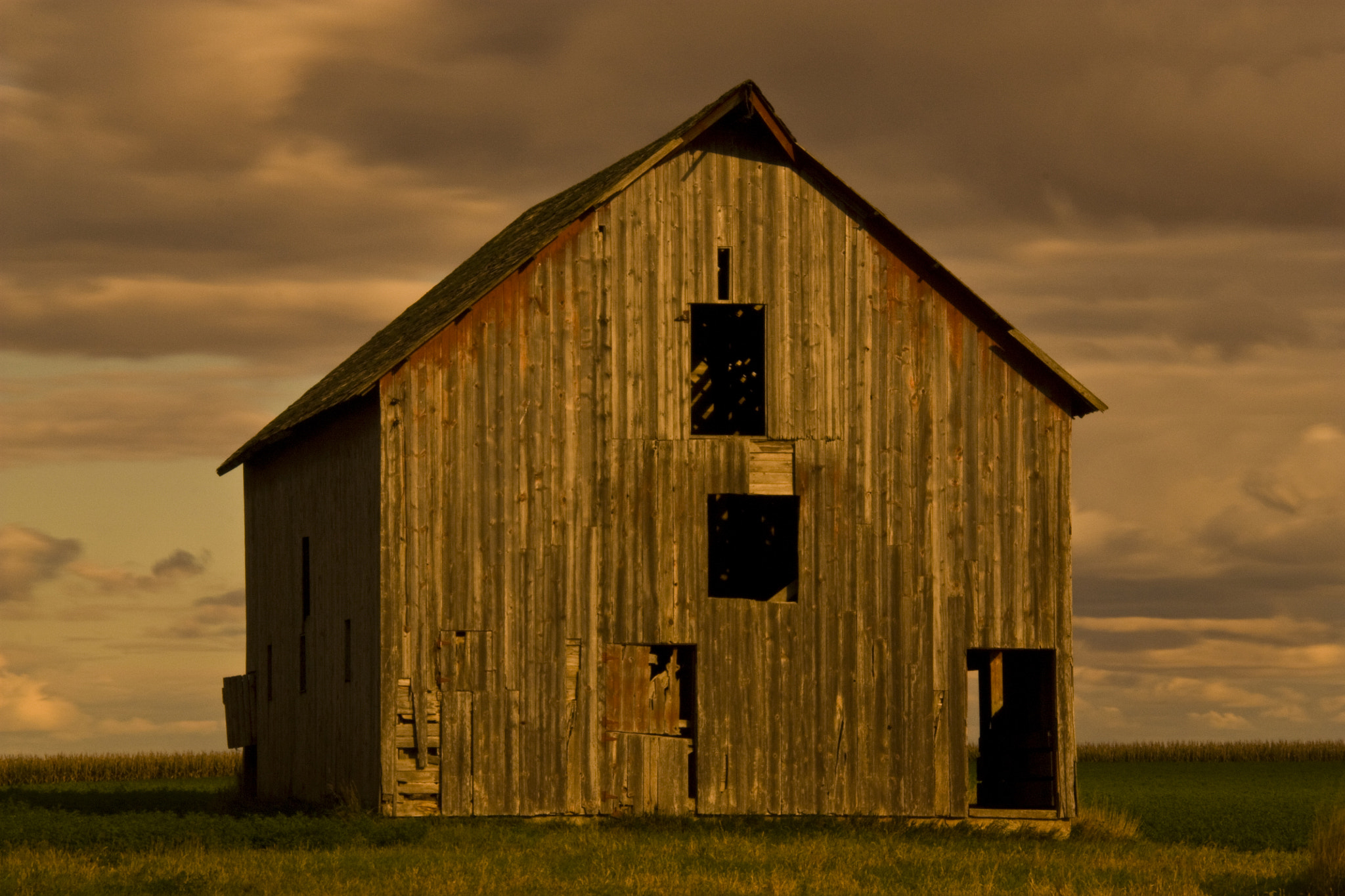 Photograph Abandoned Farm Series 1 by Robert Wood on 500px
