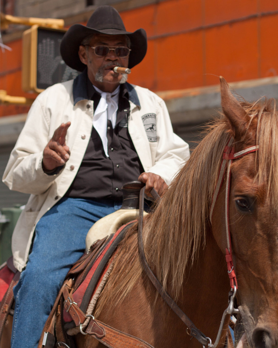 Photograph Cowboys in Harlem by Cynthia Jennings on 500px
