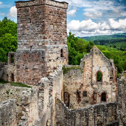 Burg Rötteln, Lörrach, Deutschland