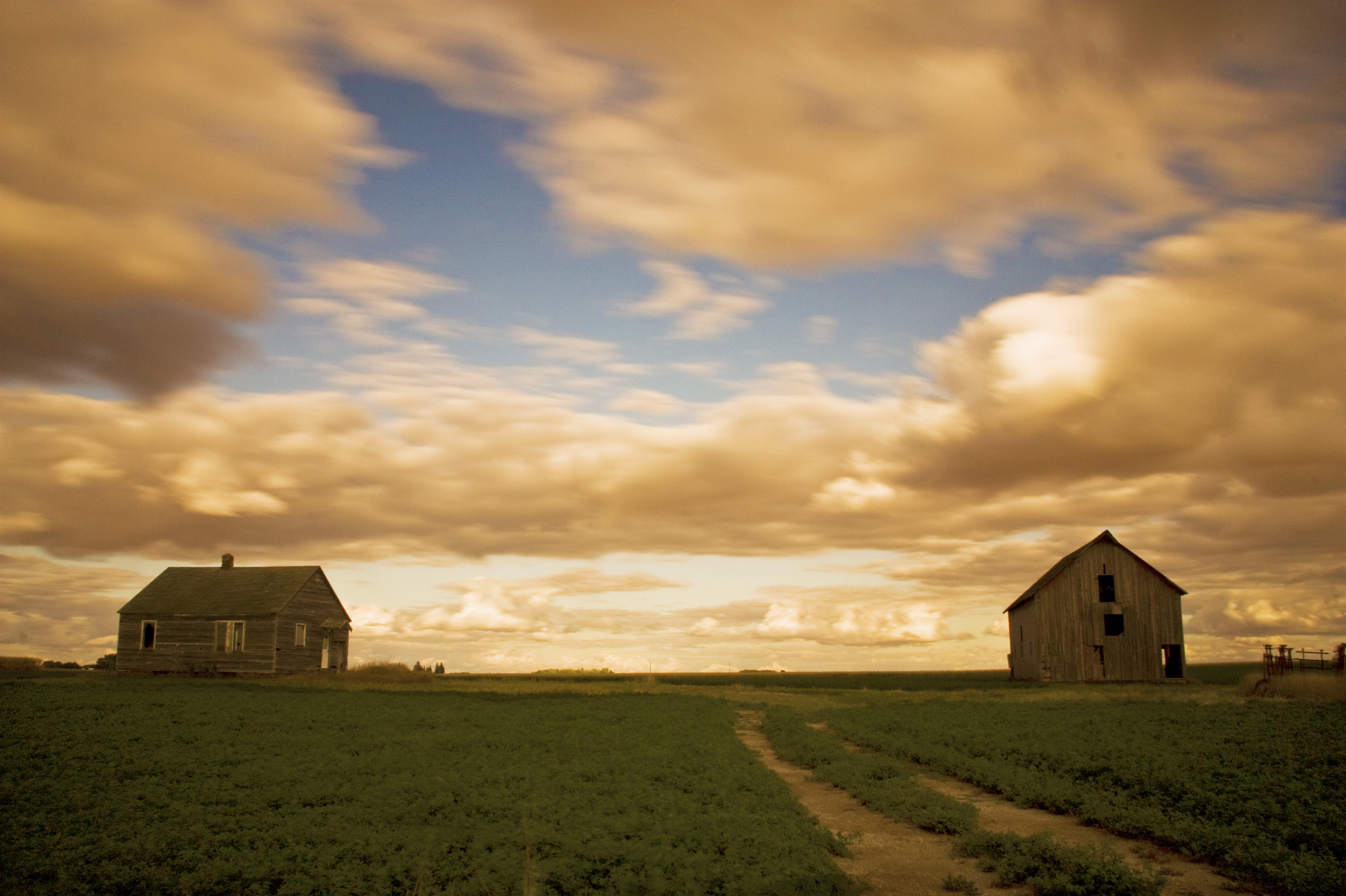 Photograph Abandoned Farm Series 3 by Robert Wood on 500px