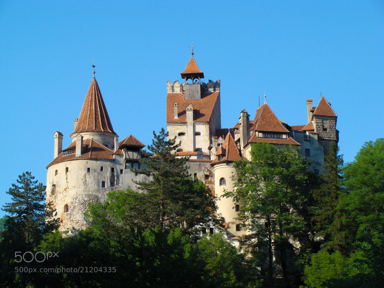 Photograph Bran Castle - Transylvania! by Paul White on 500px