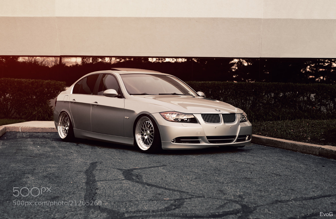 Photograph BMW 335XI by Evano Gucciardo on 500px