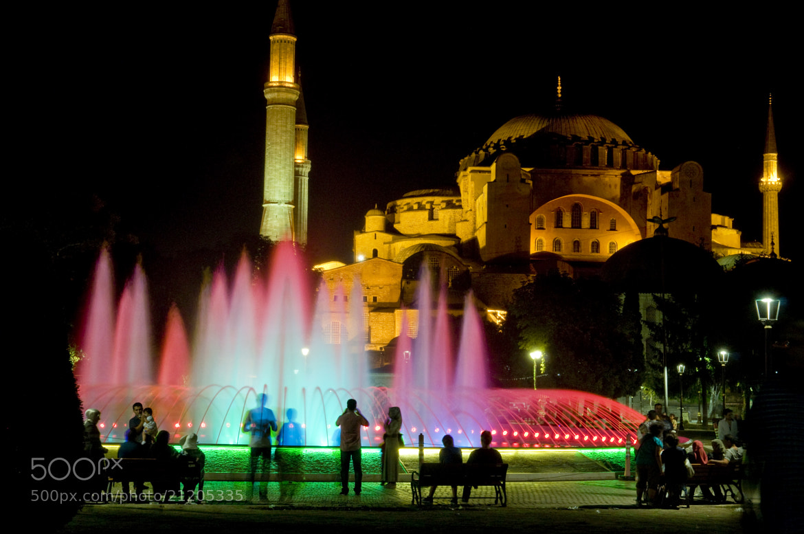 Photograph Sultan Ahmed Mosque by Dany Eid on 500px