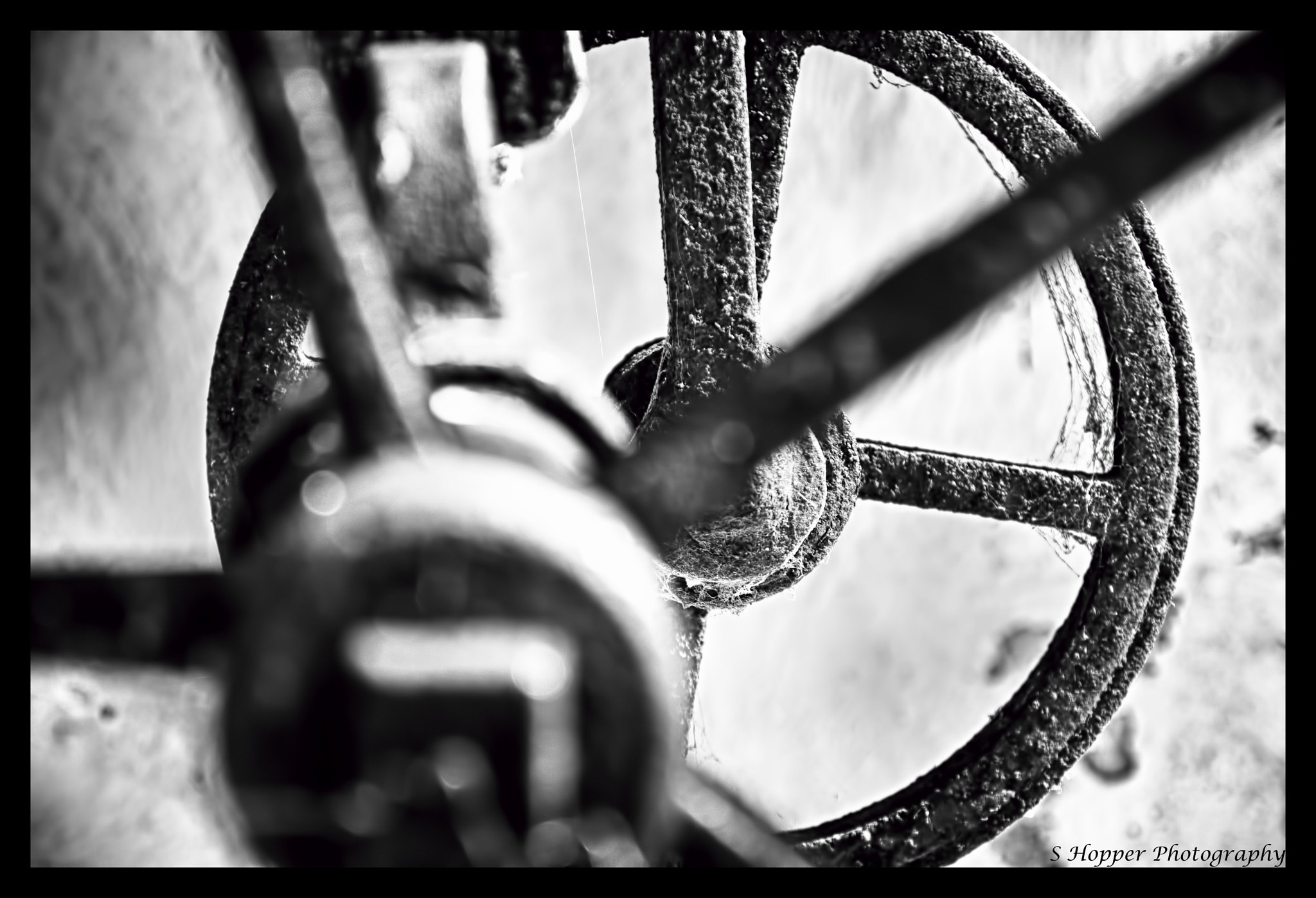 Photograph old historic grader by shannon hopper on 500px