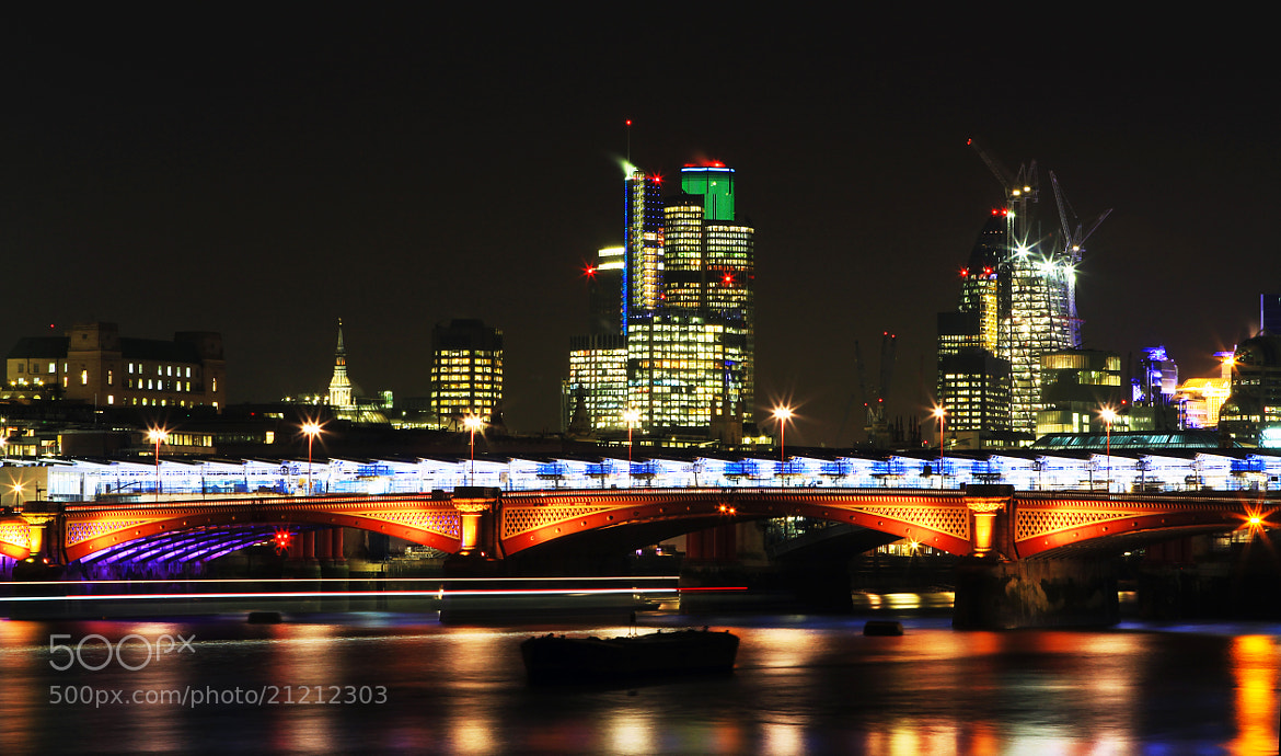 Photograph London by Nick Stuckey on 500px