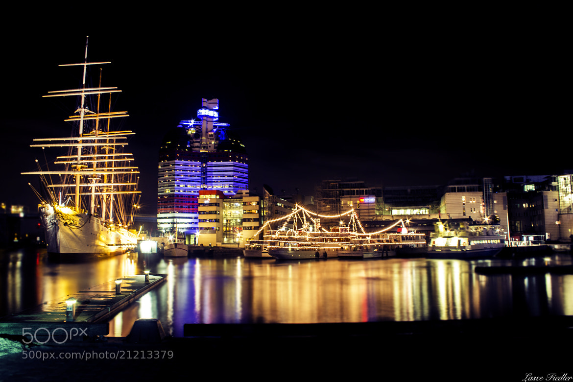 Photograph Gothenburg Port by Lasse Fiedler on 500px